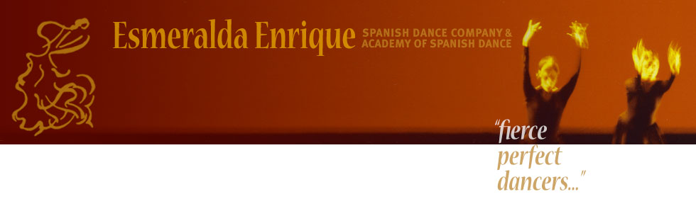 Esmeralda Enrique - Spanish Dance Company & Academy of Spanish Dance